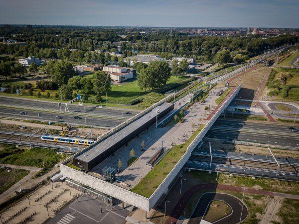 Station Lansingerland en Zoetermeer