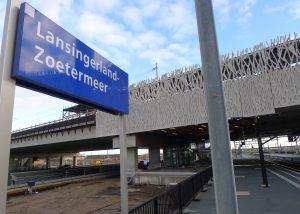 Station Lansingerland Zoetermeer